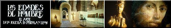 Imágenes de las primeras 2 exposiciones      en las Catedrales de Valladolid y Burgos              * Año 1988 a 1990 *