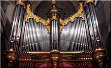 Órgano construido por Joaquin Lois